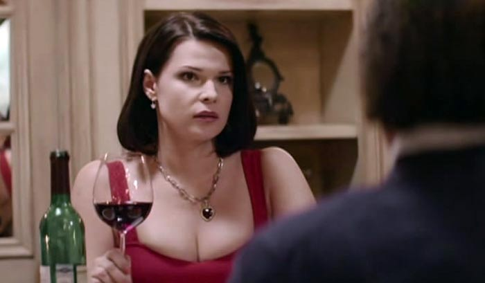 Александра Фатхи в сериале Реальные пацаны