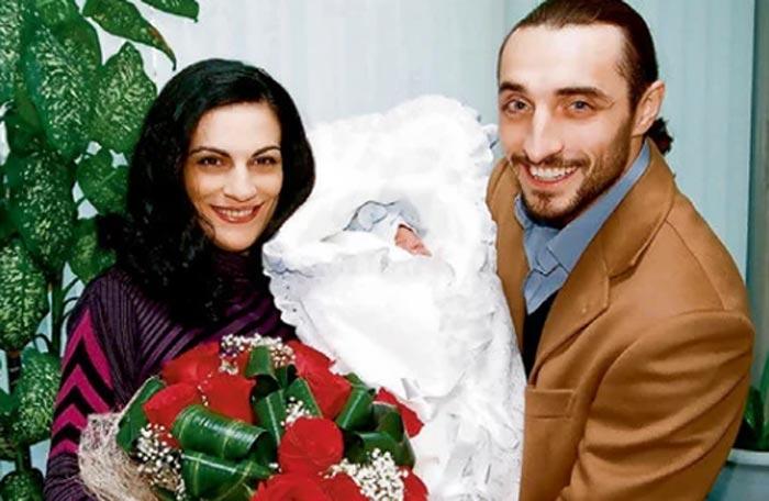 Алексей Лосихин и жена Нелли