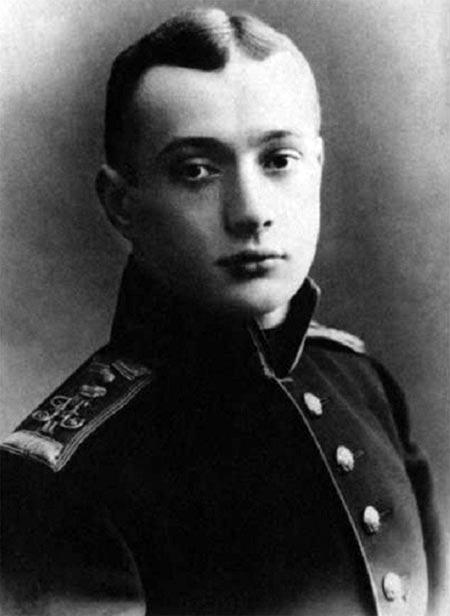 Алексей Брусилов сын генерала Брусилова