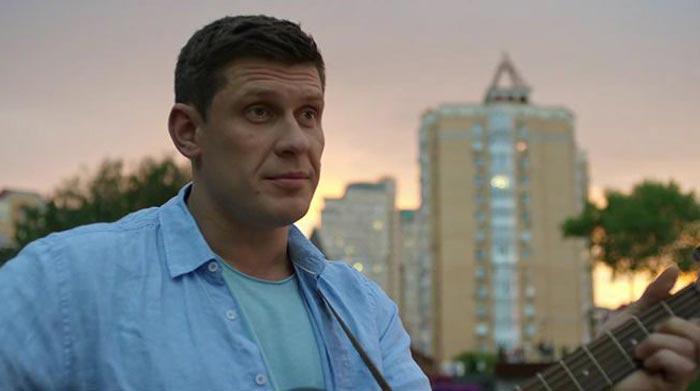 Алексей Тритенко в сериале Неслучайные встречи