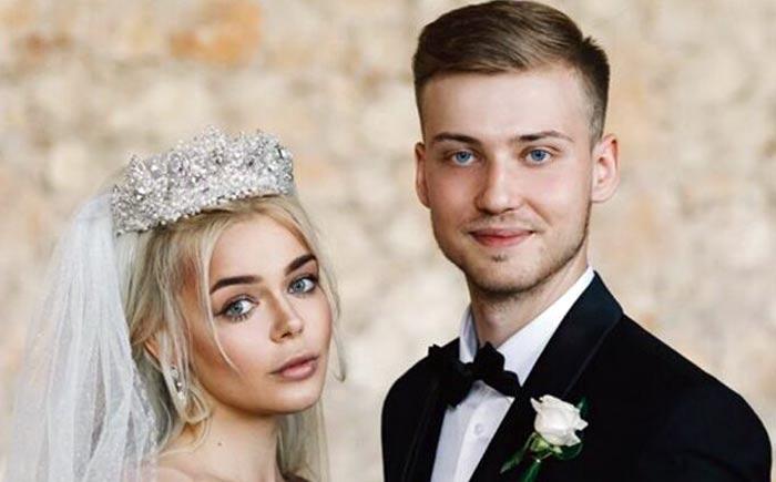 Алина Гросу и Александр Комков