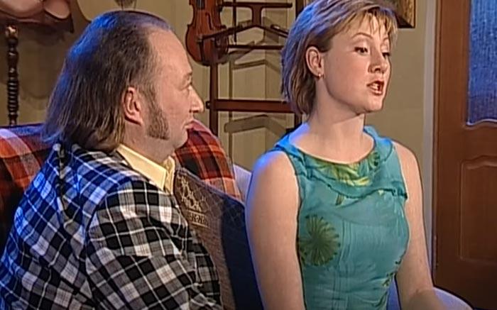 Алиса Кондратьева в сериале Афромосквич 2