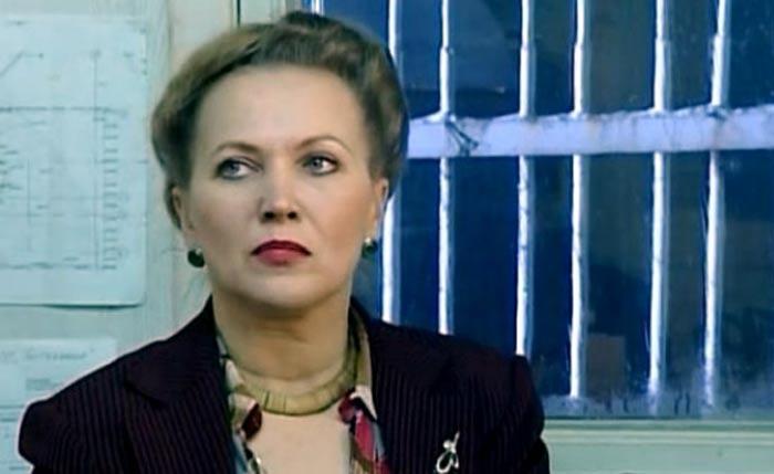 Алла Миронова в сериале Час Волкова