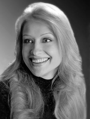 Анастасия Бакланова младшая
