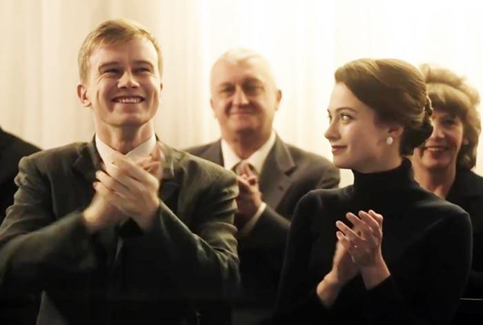 Анастасия Фурса в сериале Паук
