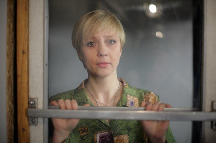 Анастасия Гиренкова в сериале Маршрут милосердия