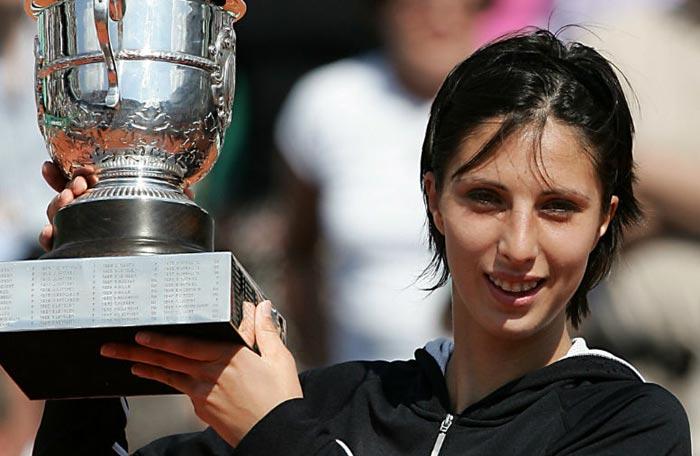 Анастасия Мыскина победитель Ролан Гаррос