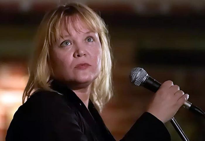 рок-музыкант Анастасия Полева