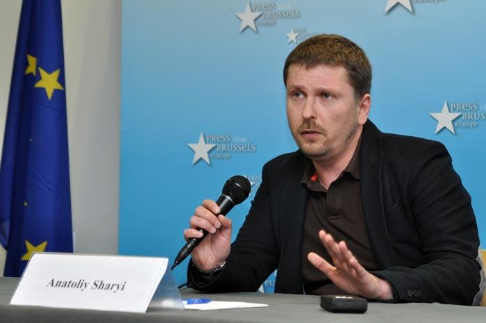 журналист Анатолий Шарий