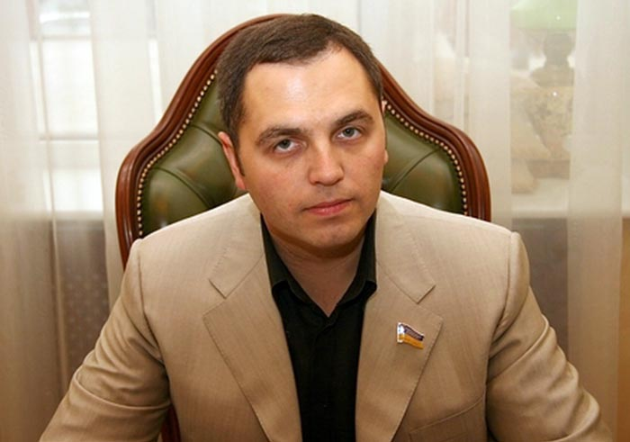 украинский юрист Андрей Портнов
