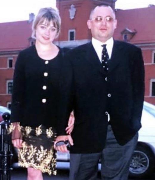 Андрей Трубников и бывшая жена Ирина