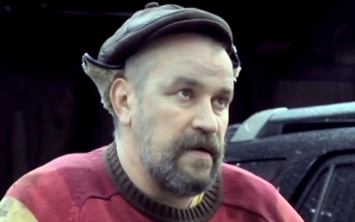 Андрей Алексеев в сериале Мент в законе-4