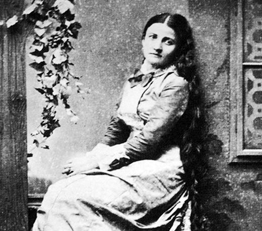 Анжелика Дитрих вторая жена Иоганна Штрауса