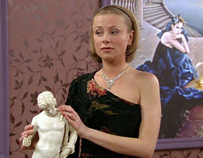 Ангелина Варганова в сериале Моя прекрасная няня