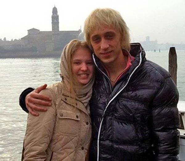 Анжелина Воронцова и Павел Дмитриченко