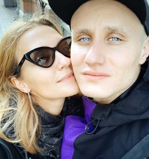 Анна Назарова и муж Никита Кукушкин