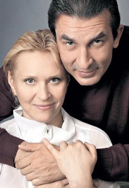 Анна Гуляренко и Александр Андриенко