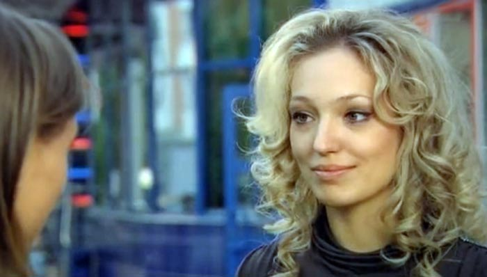 Анна Карышева в сериале Дежурный ангел 2