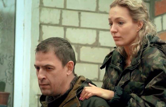Анна Карышева в сериале Ищейка-5