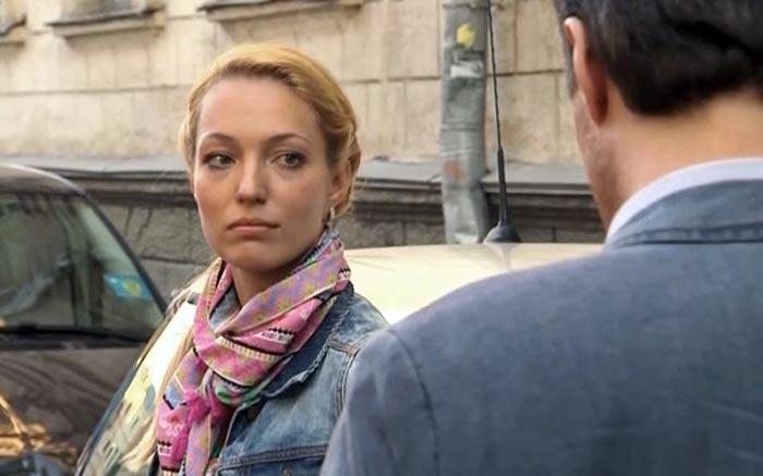 Анна Карышева в сериале Паутина-6