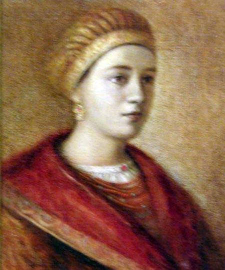 Анна Сомко первая жена Богдана Хмельницкого
