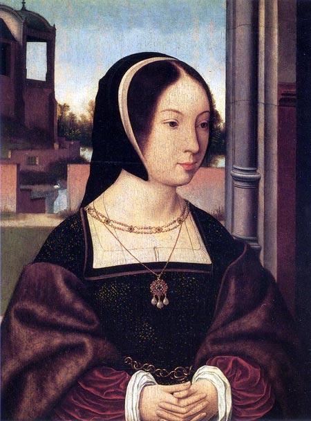 Анна Бретонская вторая жена Людовика XII