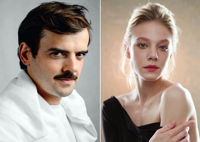 Антон Лапенко и Алена Михайлова