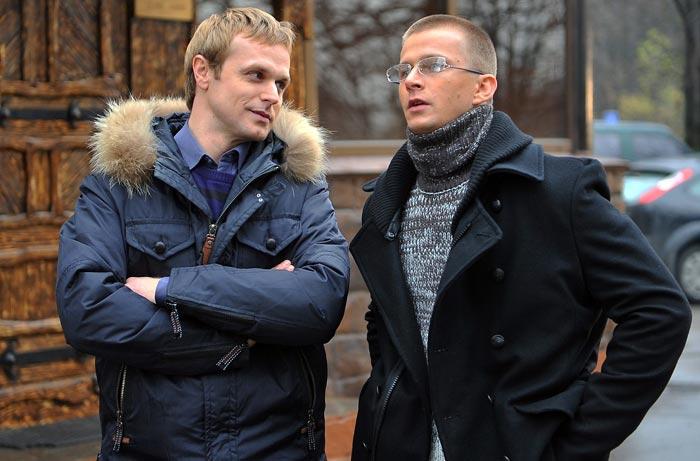 Антон Семкин в сериале Мент в законе