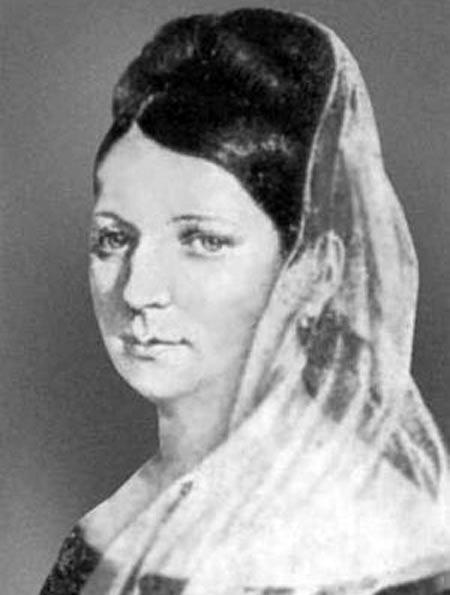 Антония Бьянки мать сына Никколо Паганини