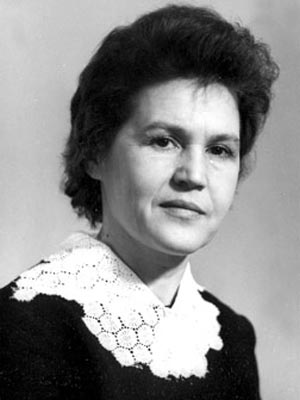 Антонина Кончакова
