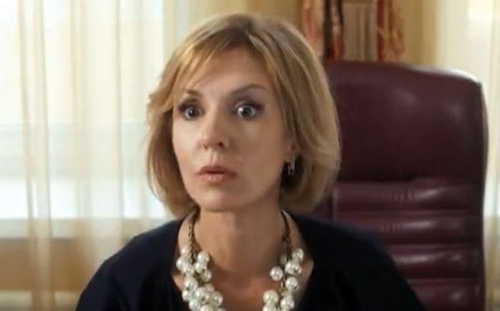 Анжела Белянская в сериале Поздние цветы