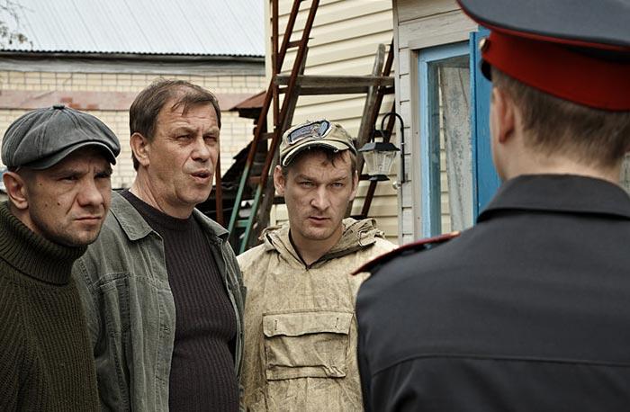 Артем Кобзев в сериале Дельта