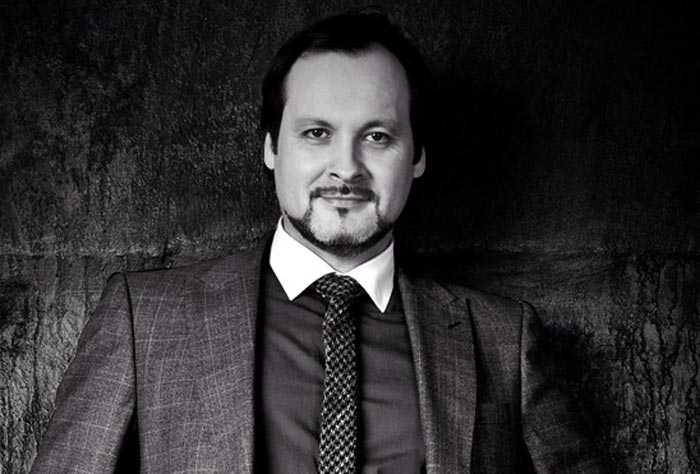оперный певец Аскар Абдразаков