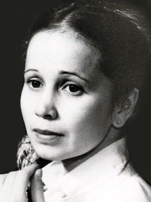 Надежда Павлова (балерина)
