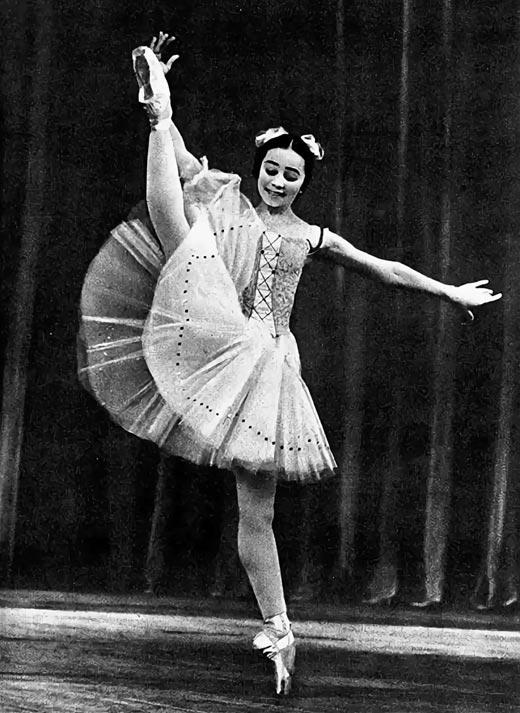 балерина Надежда Павлова 2