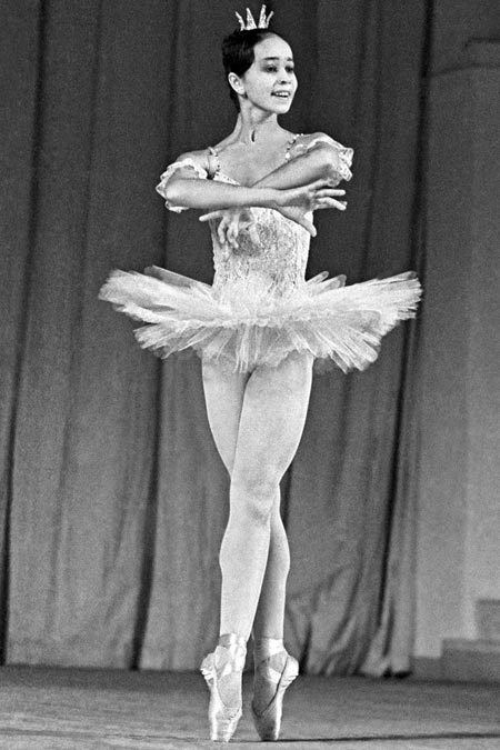 балерина Надежда Павлова 3