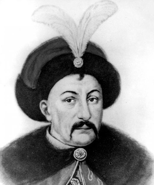 Зиновий Богдан Хмельницкий