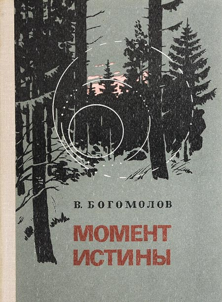 книга Владимир Богомолов Момент истины