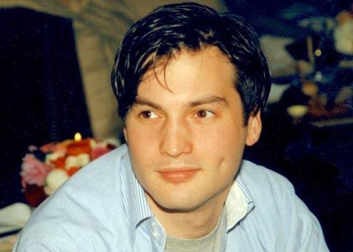 Борис Ельцин младший в молодости