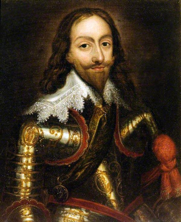король Англии Карл I Стюарт