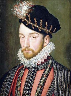 Карл IX (король Франции)