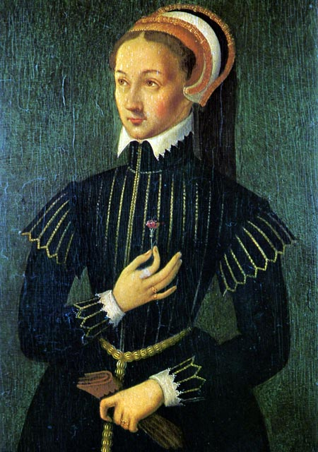 Клод Французская жена Франциска I