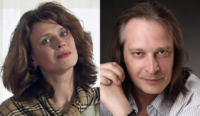 Дарья Гончарова и муж Михаил Полосухин
