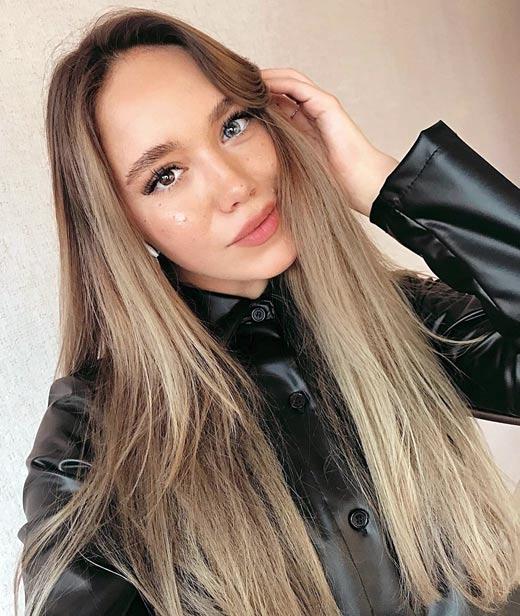 участница Дом-2 Диана Рагулина