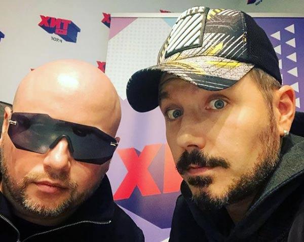 Дмитрий Филатов и Алексей Осокин