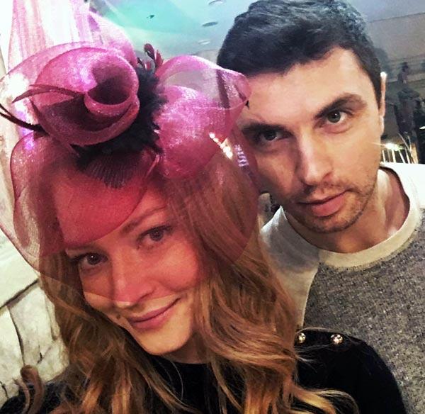 Дмитрий Малашенко и Светлана Ходченкова