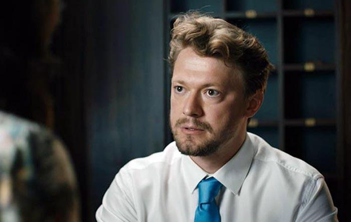 Дмитрий Пустильник в сериале Колдовское озеро