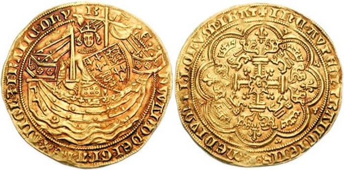 Нобль Эдуарда III
