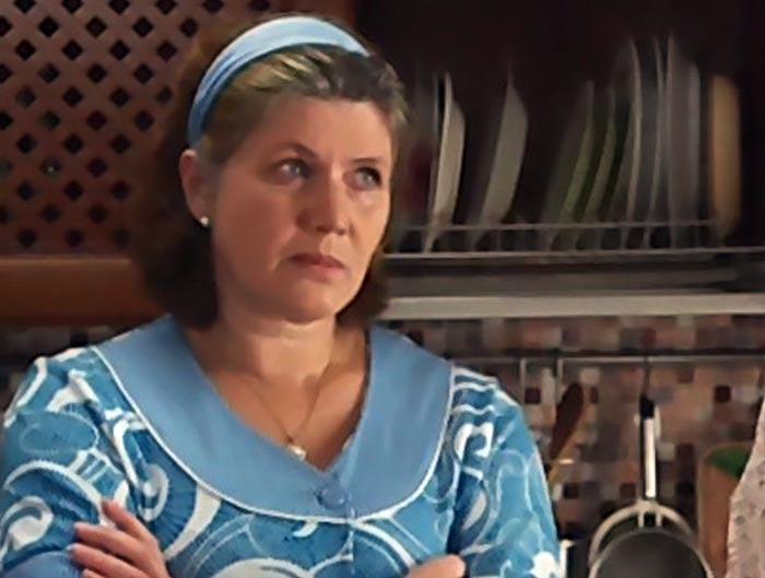 Екатерина Васильева в сериале Пасечник