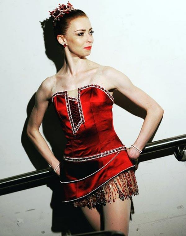 Прима-балерина Большого театра Екатерина Крысанова